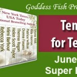 TEN BRIDES FOR TEN HEROES – An anthology #giveaway #bookblitz @goddessfish