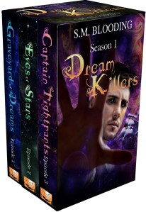 Dreamkillers Season 1 by S. M Blooding #bookreview