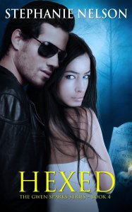 Hexed by Stephanie Nelson Release Day Blast!!