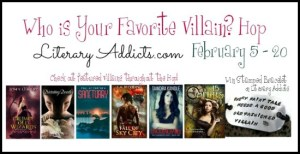 Who's Your Favorite Villain Blog Event – 2 prizes