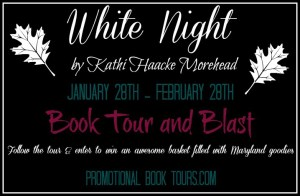 White Night by Kathi Moorehead Book Review
