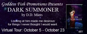 Dark Summoner – Relic Keeper Series Book One by D.D. Miers