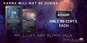 Shattered by Melissa Lummis