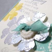 Embossed Foil Sheets
