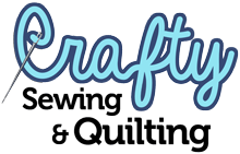 Marcia's Crafty Sewing & Quilting Logo