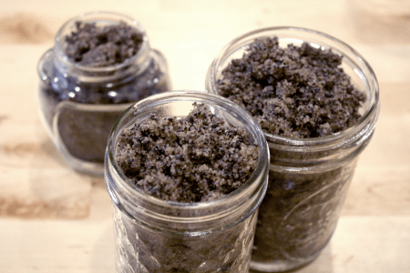 coffee scrub recipe | crafty whatnot.com