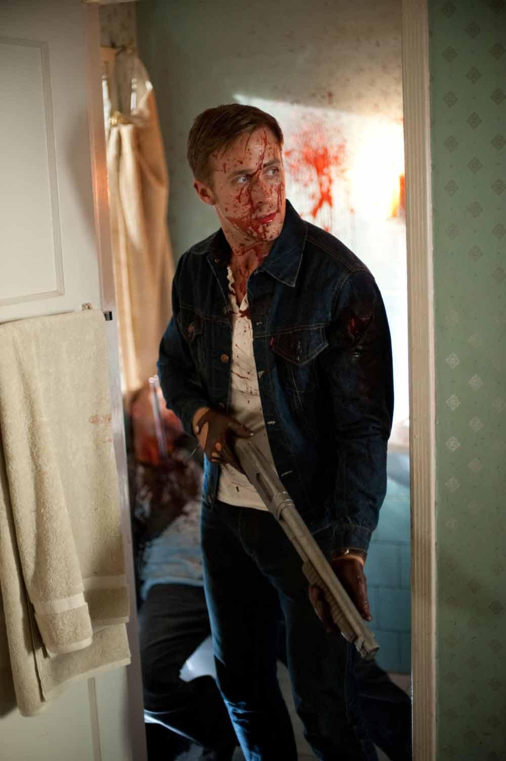 Hotline Miami Car Wallpaper A Real Hero Ryan Gosling In Drive Craig S Film Reviews