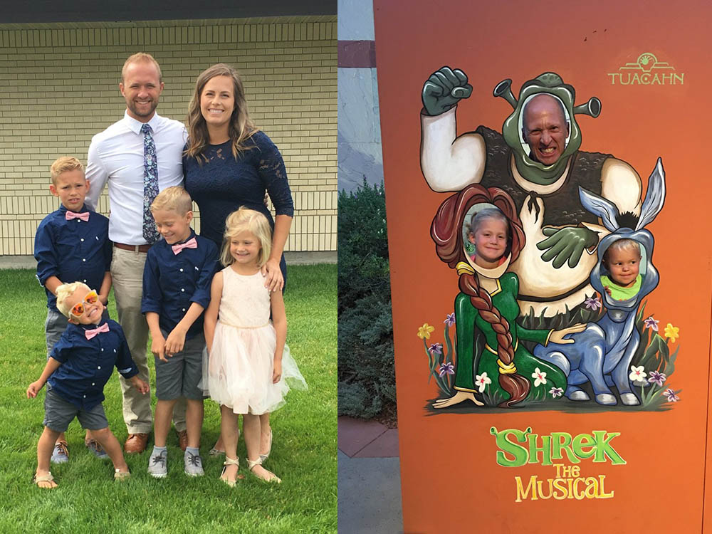 Happy Family with Ryan Crandall | Crandall Law Group | Hayden, Idaho