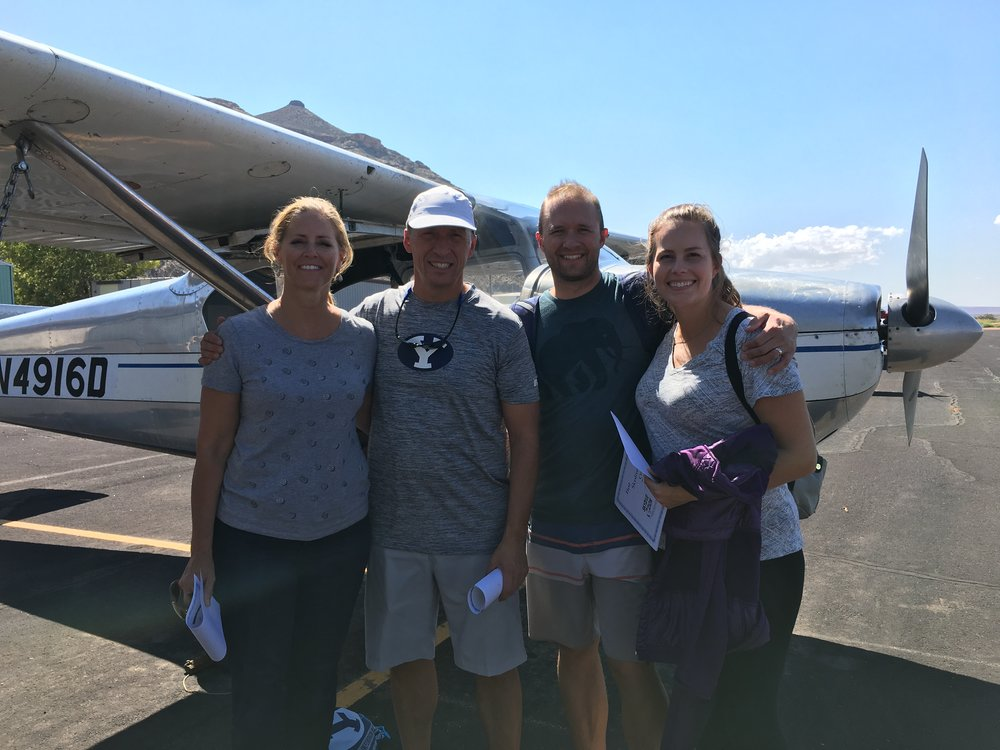 Group picture with Ryan Crandall | Crandall Law Group | Hayden, Idaho