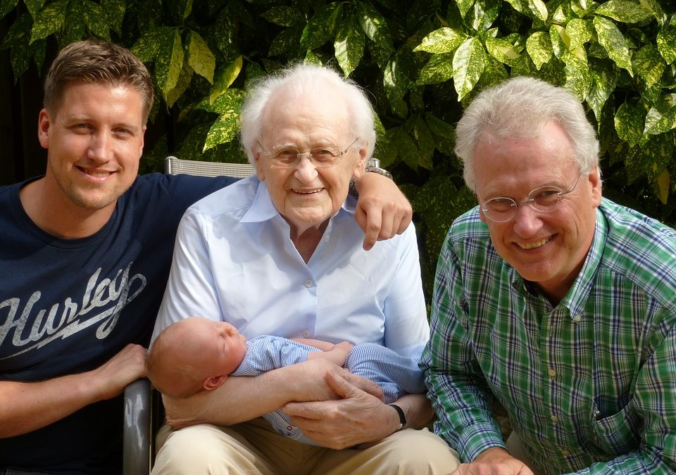 5 Steps for Coordinating Plans Across Generations