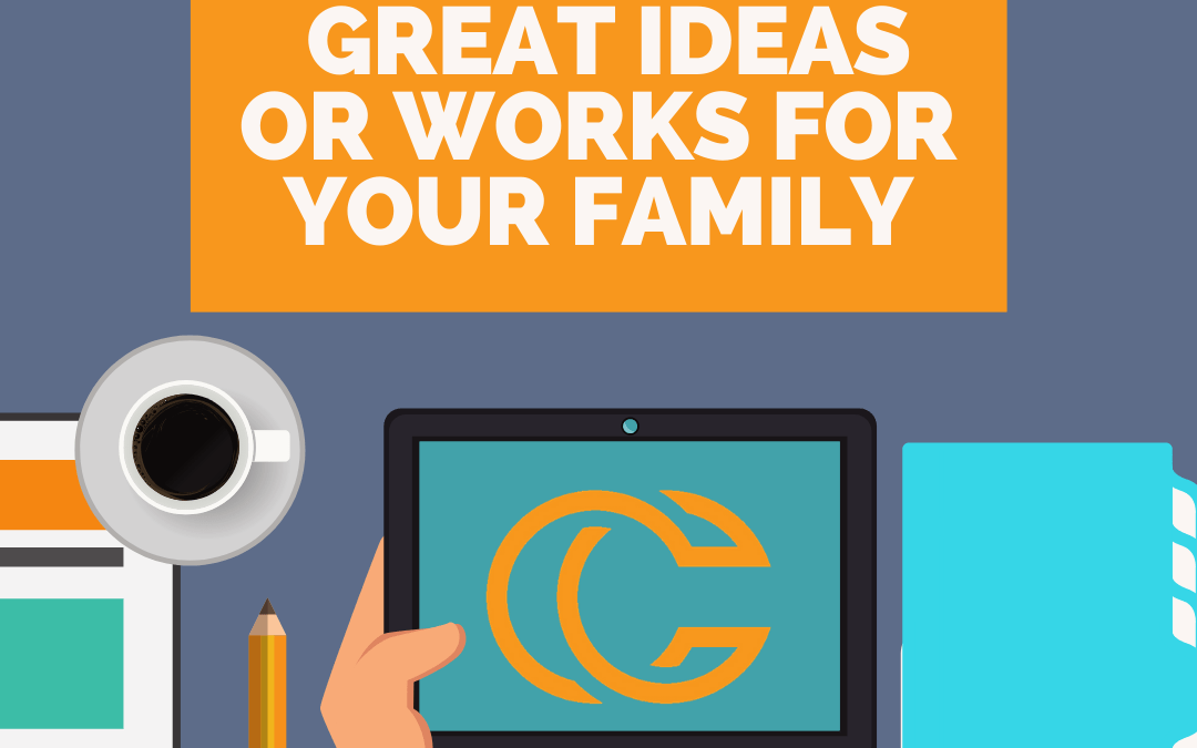 How to Protect Your Great Ideas or Works for Your Family