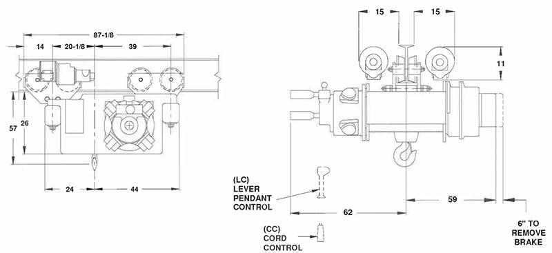 Crane Reeving Diagram Blocks Wiring Diagram