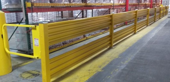 Safety Guard Rail