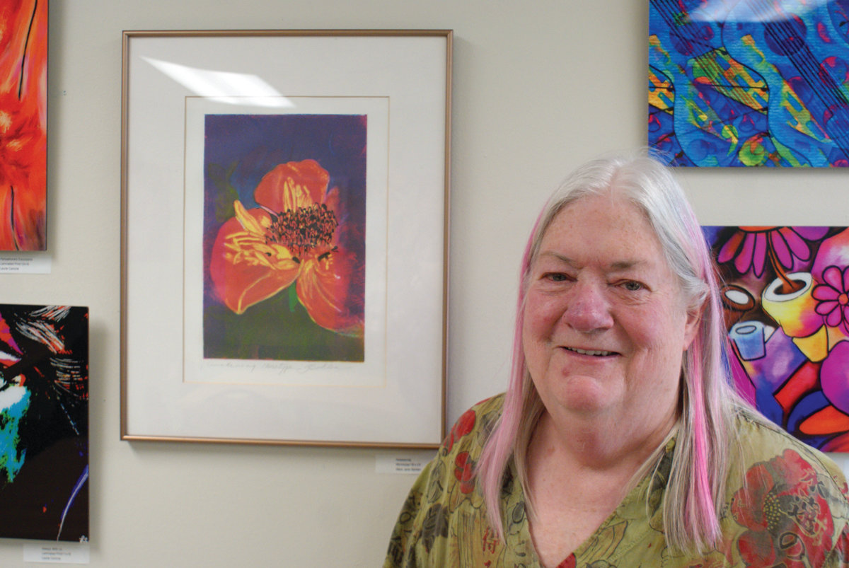 Art Gallery Artist Creative Spirit Shines At New Hope Art Gallery S Spring Show
