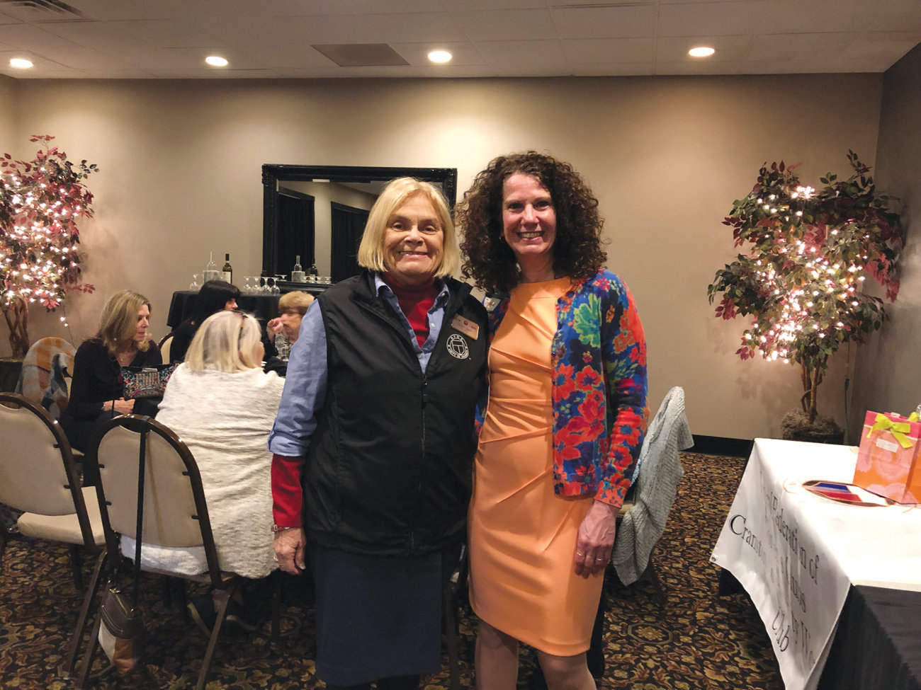 Cucina Greenwood Cranston Community Women S Club Hosts Membership Drive Cranston