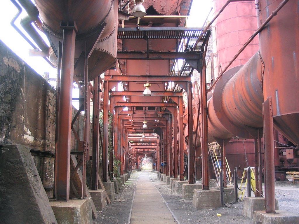 Sloss Furnaces Crash Course
