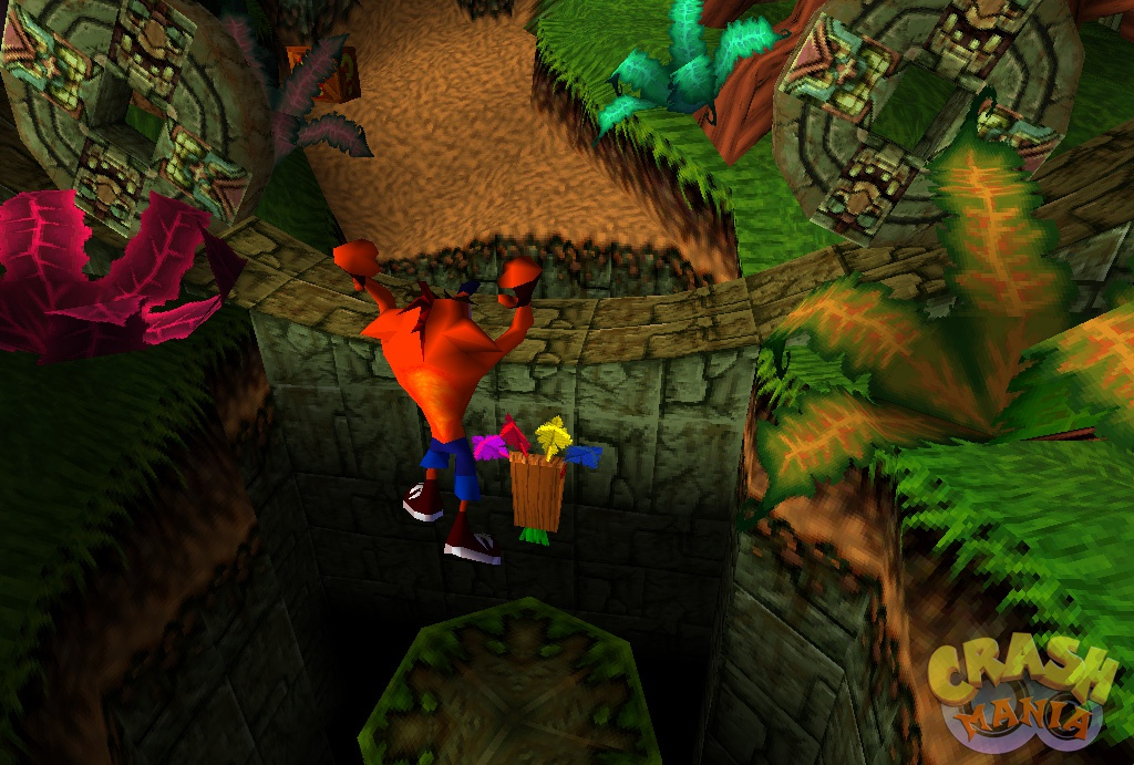Wild Hog Crash Bandicoot - Screenshots | Crash Mania