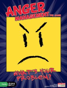 Cover Art for the Endless Games Anger Management by Jon Vandergriff