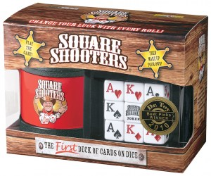 Square Shooters Deluxe bot from Heartland Games