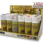 Army Painter Colored Spray Primers