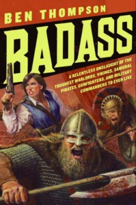 Book cover for Badass by Ben Thompson