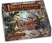Cover of Rise of the Runelords Pathfinder Adventure Card Game