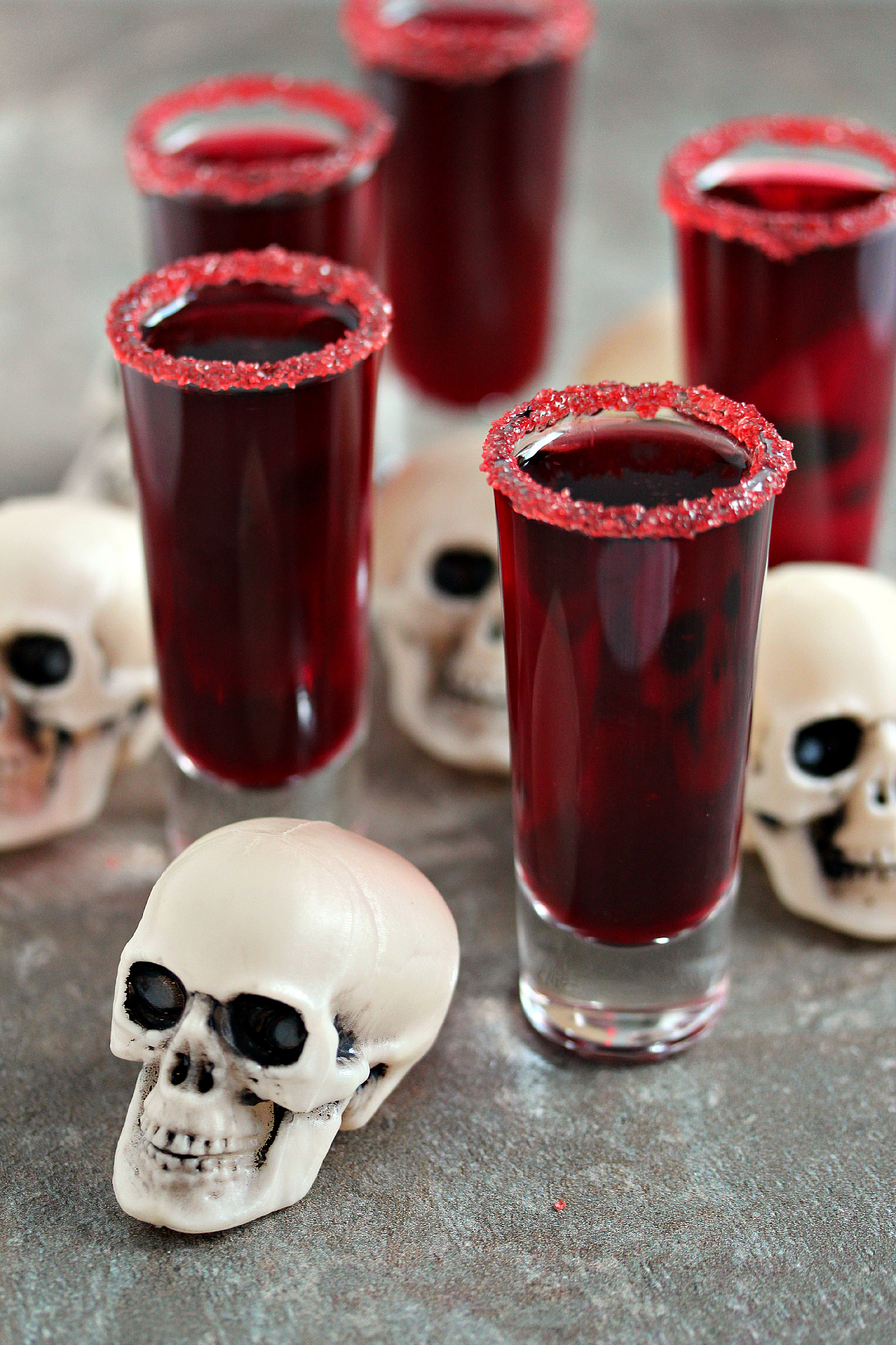 Easy Halloween Shots Recipes Walker Blood Sangria