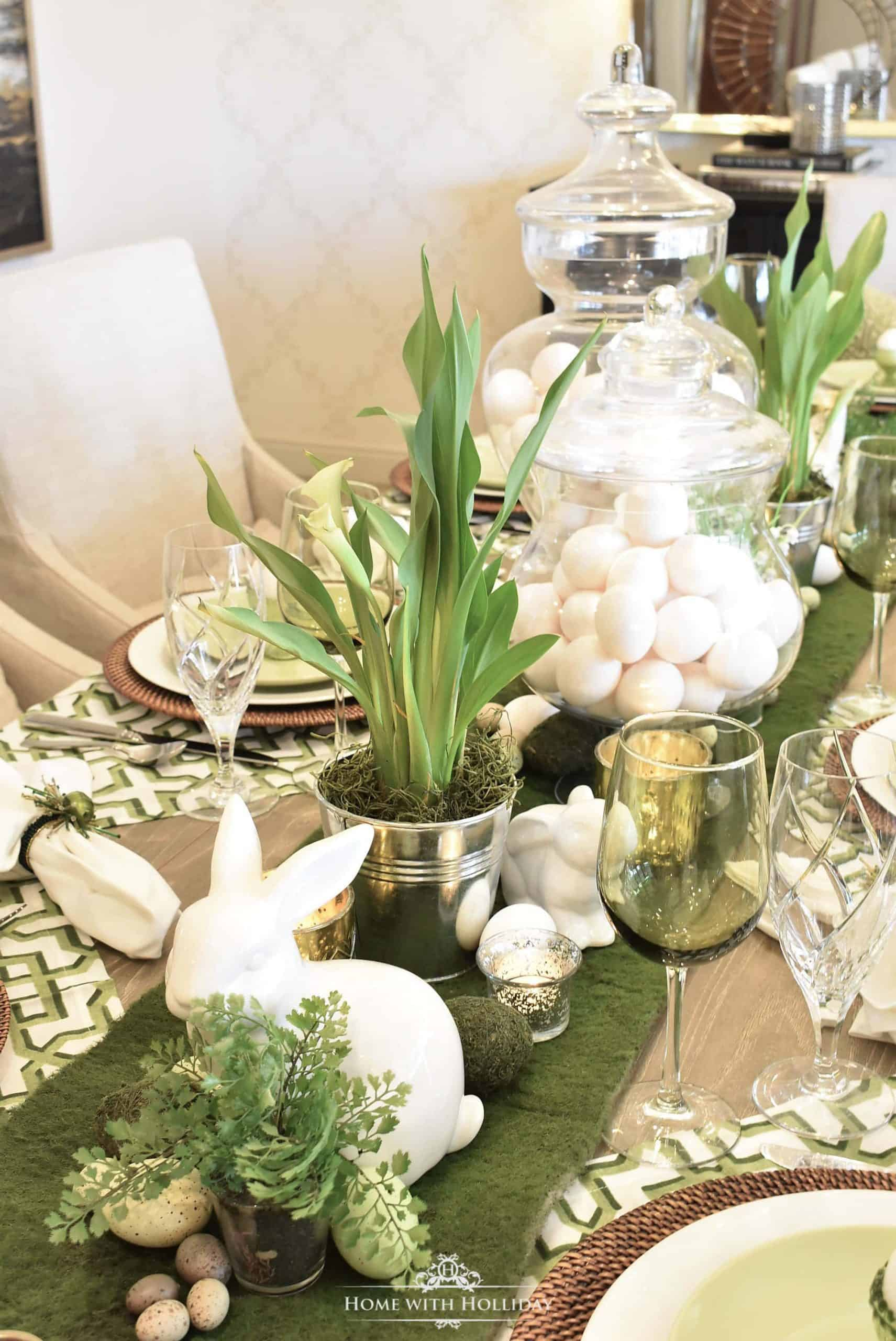 Easy Easter Table Setting Decorations Craving Some Creativity