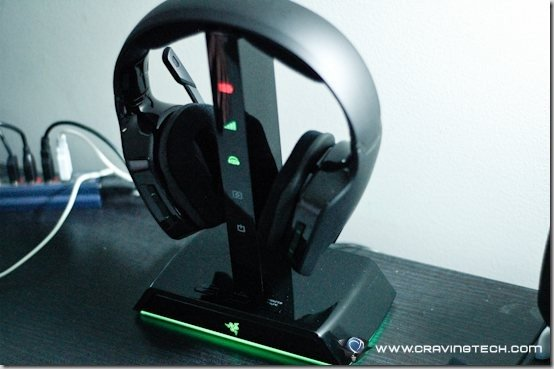 Dolby Surround Wireless Razer Chimaera 5.1 Review