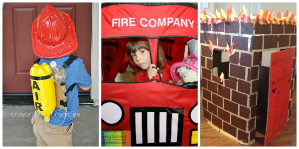 Fire Prevention Week Activities for Kids \u2013 Crayon Box Chronicles