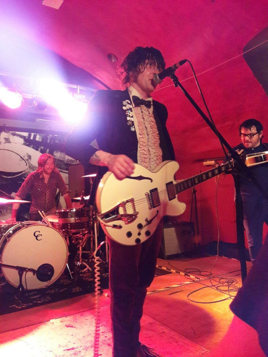 Beach Slang – Live in Trier (15.08.2016)