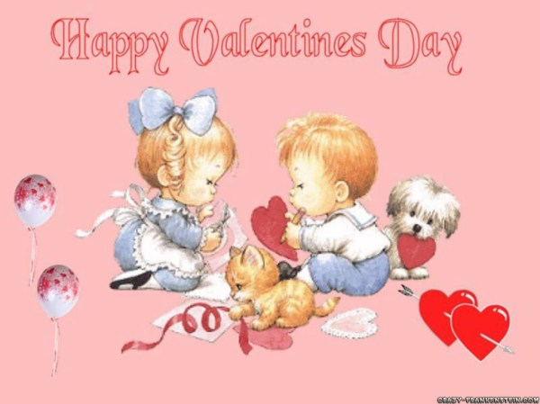 Wallpaper Valentines day wallpaper. 1024 x 768.Free Valentine's Day Card Download