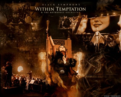 Within Temptation wallpapers - Music - Crazy Frankenstein