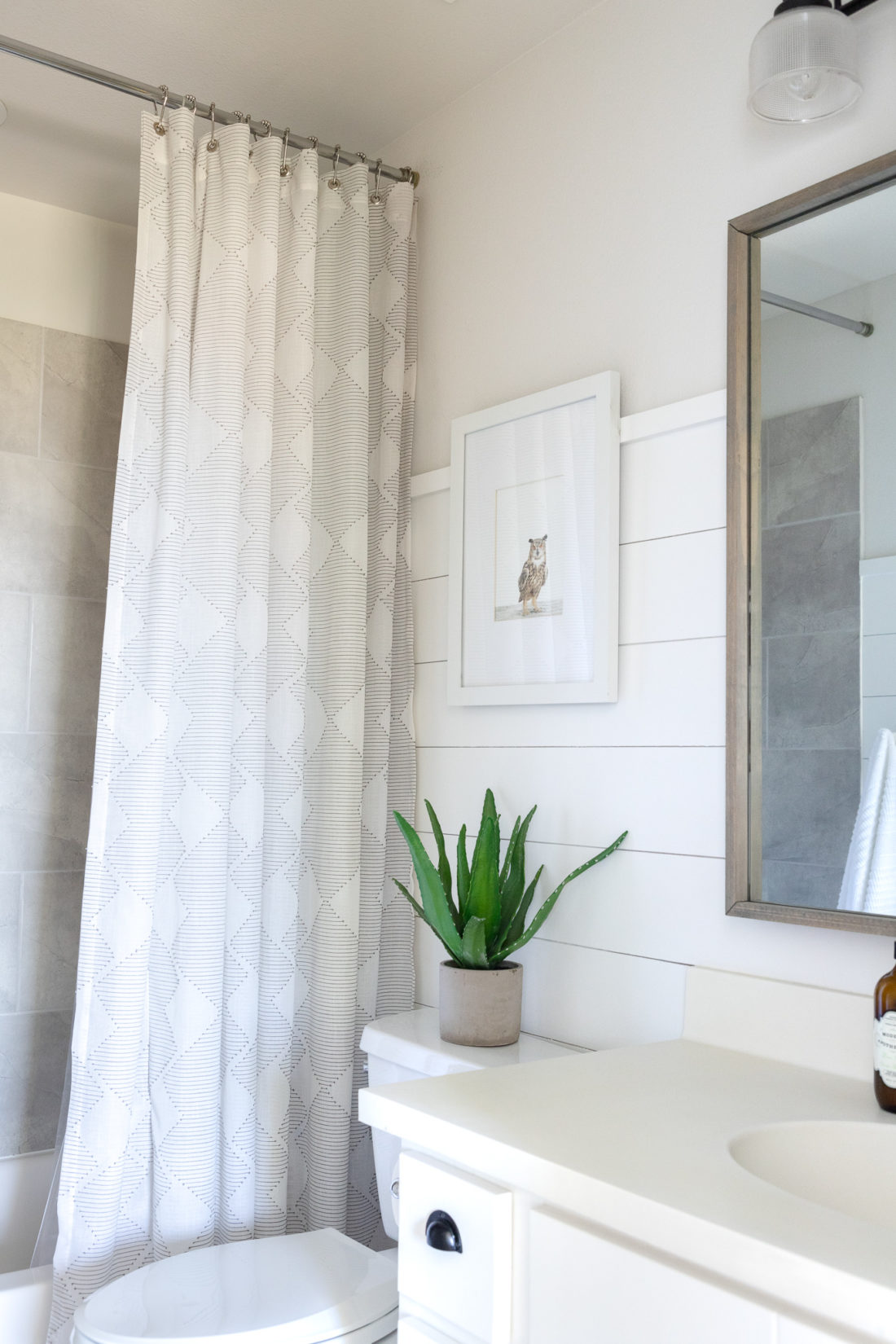 How To Make Shower Curtain How To Make A Shower Curtain From Window Drapes Crazy Wonderful