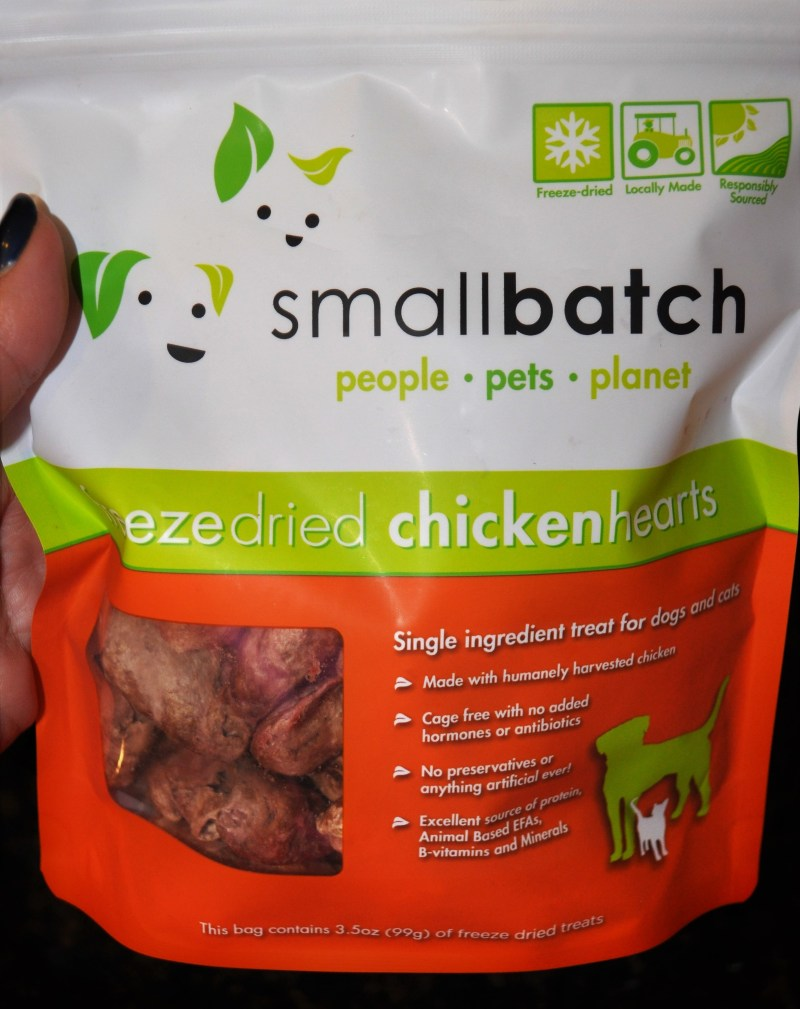 Large Of Small Batch Dog Food