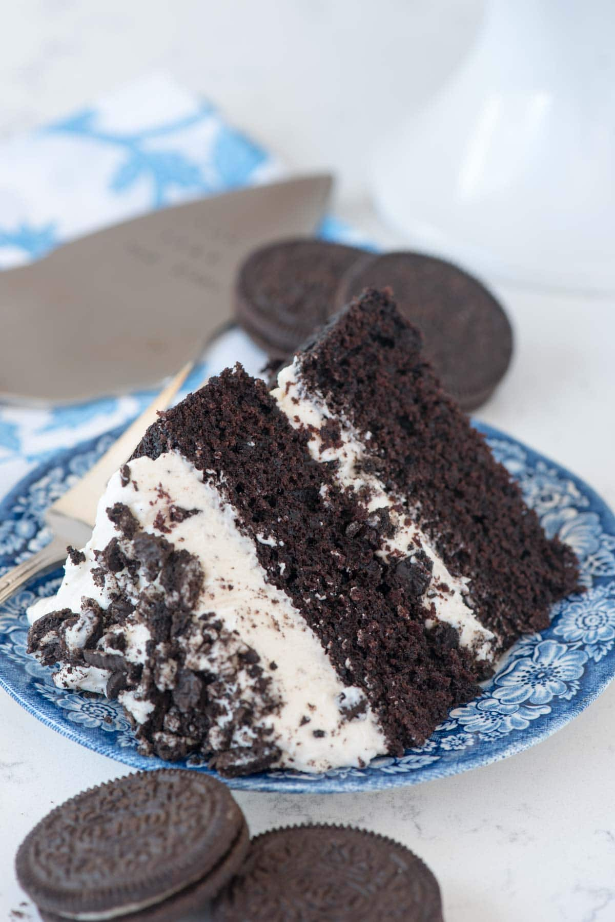 Oreo Kuchen Vegan Extreme Cookies N Cream Oreo Cake Crazy For Crust