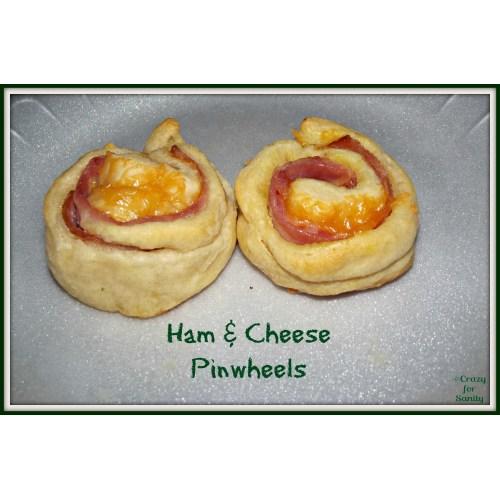 Medium Crop Of Ham And Cheese Pinwheels
