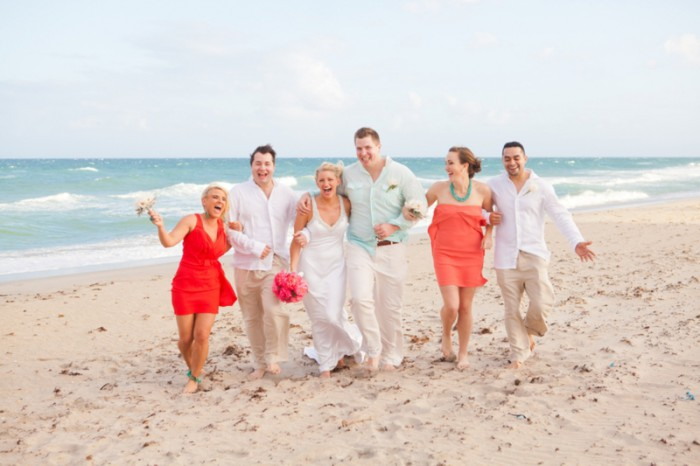four amazing beach wedding destinations on the east coast