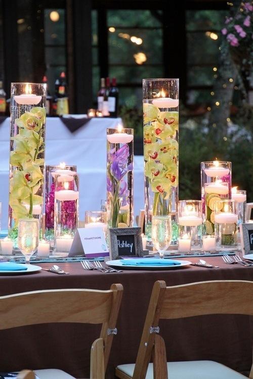 Diy Wedding Centerpieces A Creative Assortment Crazyforus