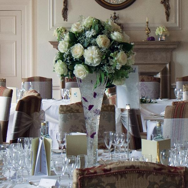 pics 6 Statement Orchid Wedding Centerpieces