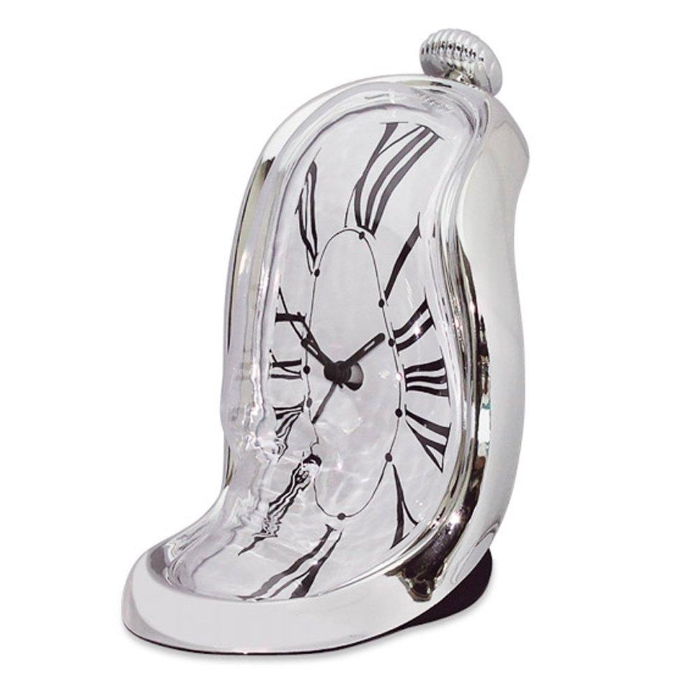 Can You Imagine Melting Clock Bedside Alarm