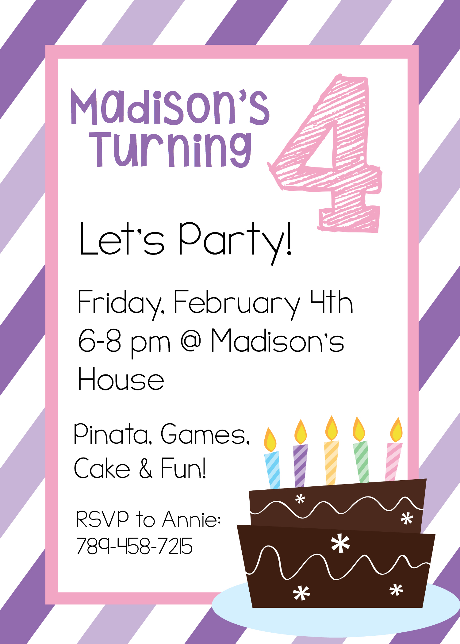 free printable party invitations online templates