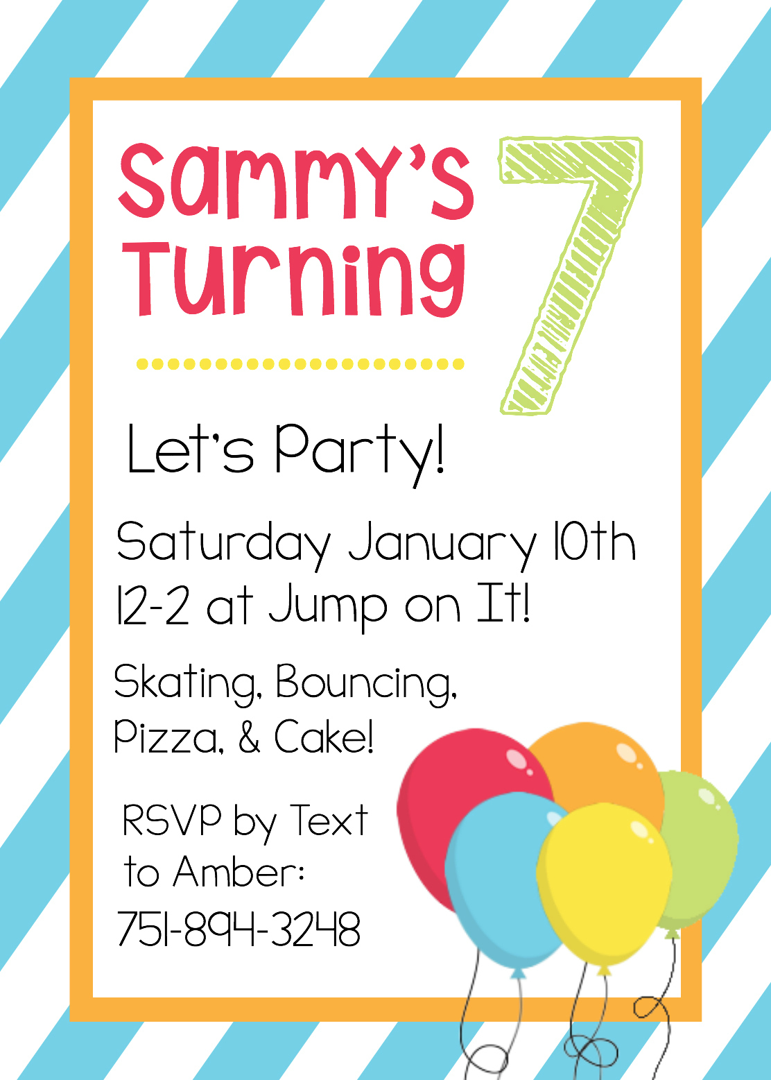 print free party invitations