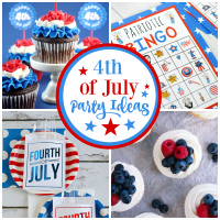 The Ultimate Guide to 4th of July Party Ideas - Crazy ...