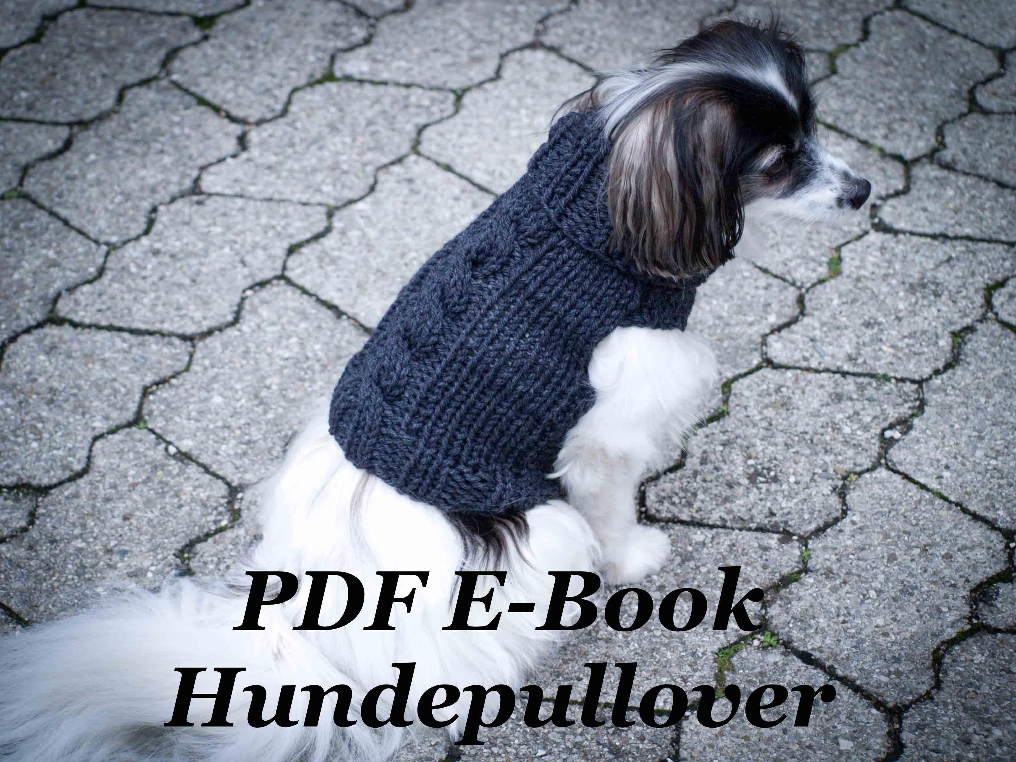 owalo design: Schnittmuster Hundepullover Gratis