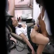 【麻酔レイプ動画】歯医者に法外な量の麻酔を打たれた昏睡状態の女子高生が中出しレイプされる凶悪映像・・・