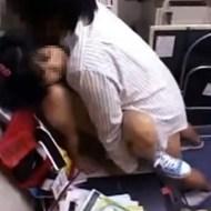 【ロリレイプ動画】万引きで捕まった小学生が店長に脅迫され処女を失い号泣・・・