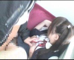 【痴漢レイプ動画】痴漢の卑劣な犯行!大人しそうな中●生少女を「殺すぞ」と脅して電車内で処女膜破壊レイプ・・・