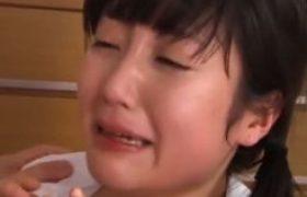 【ロリレイプ動画】痴呆症の癖にチンコだけ元気なジジイが女子中学生っぽい孫娘を生姦犯罪SEXw