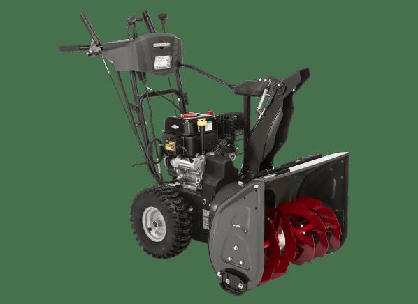 Briggs  Stratton 1696614 snow blower - Consumer Reports